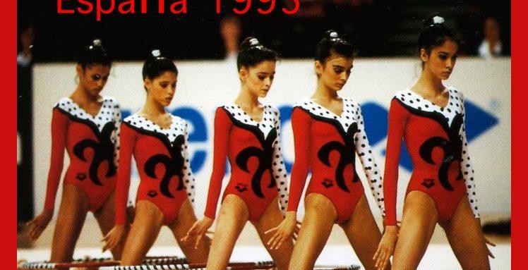 Historia y evolución modalidad conjunto gimnasia rítmica